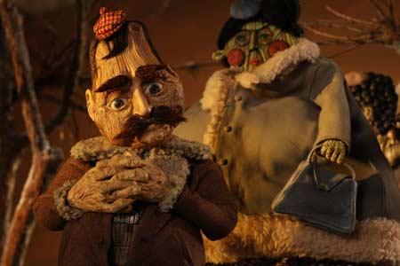 Zbigniev Cupboard - filmul câștigător la secțiunea Animație