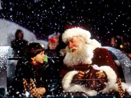 The Santa Clause. Foto: moviemobsters.com