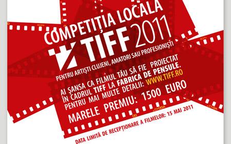 Competitia locala TIFF 2011