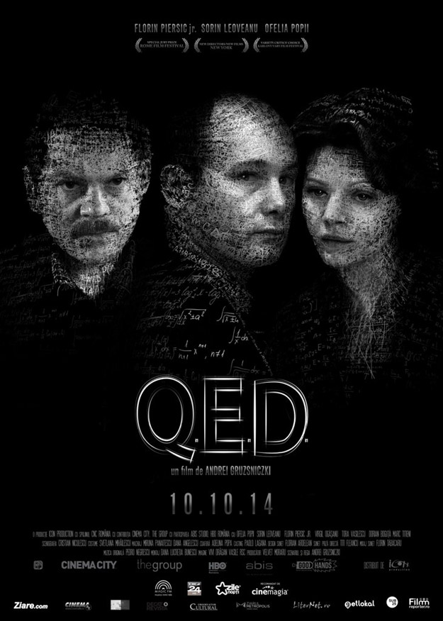 QED-poster