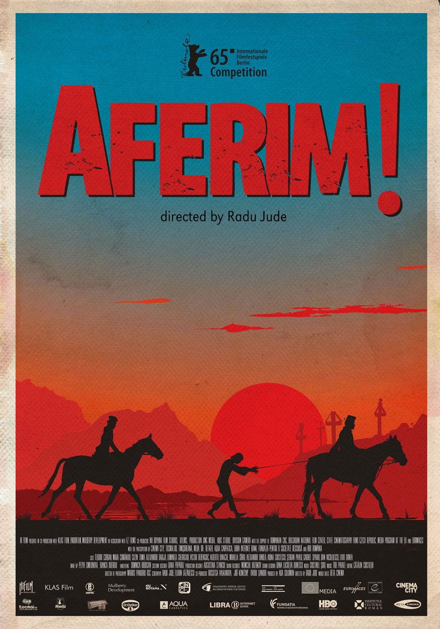 AFERIM!-POSTER