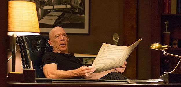 "J.K. SIMMONS / Fletcher – ""WHIPLASH"""