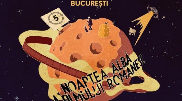 program Noaptea Alba a Filmului Romanesc