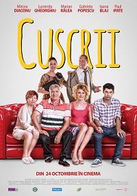 Cuscrii poster