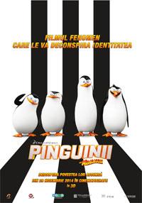 pinguinii-din-madagascar-poster
