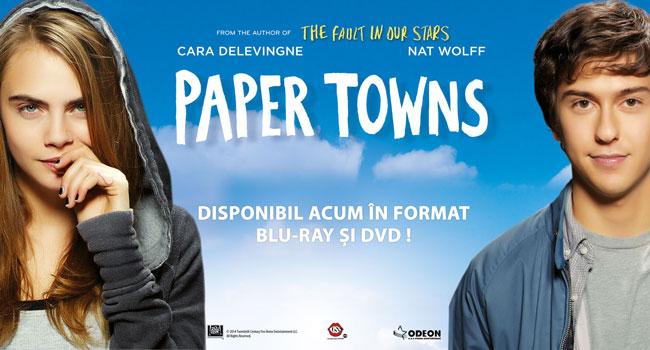 Paper-Towns dvd