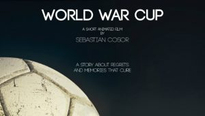 World War Cup poster