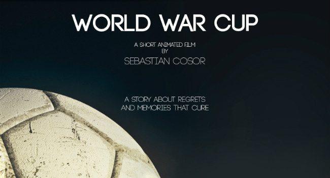 World War Cup poster