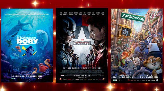 top-incasari-filme-2016