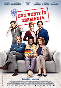 bun-venit-in-germania-poster