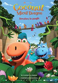 coconut-micul-dragon-poster