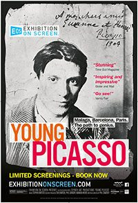 young-picasso-poster