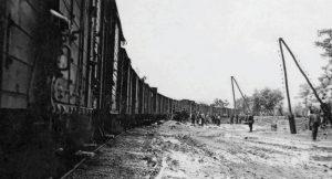 Ieșirea trenurilor din gară, din 18 iunie, în cinematografe